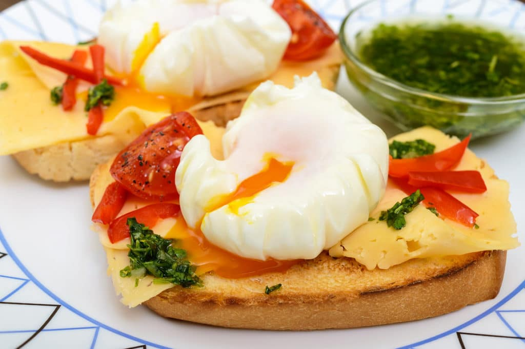A delicious and affordable egg recipe for a low cost meal