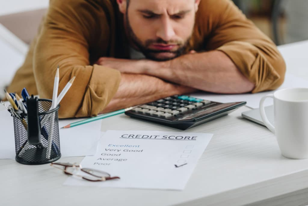Bad credit can impact your financial decisions