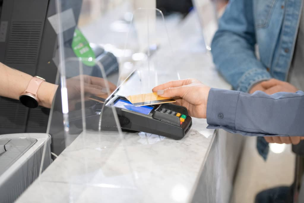 Reduce your credit card spending for improved credit rating